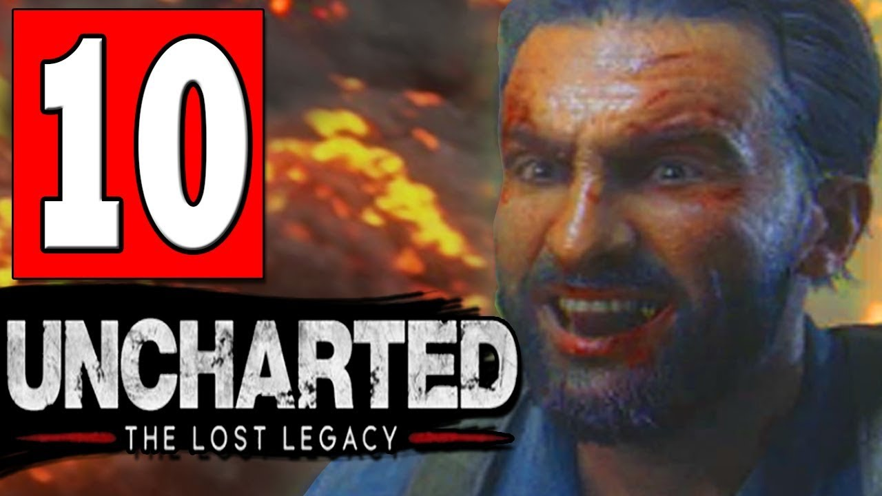 Download UNCHARTED The Lost Legacy Walkthrough Part 10 CHAPTER 9: THE END OF THE LINE FINALE