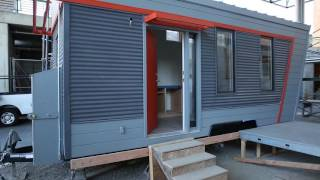 The Wedge Teaser - Laney College's Submission To The Smud Tiny House Competition