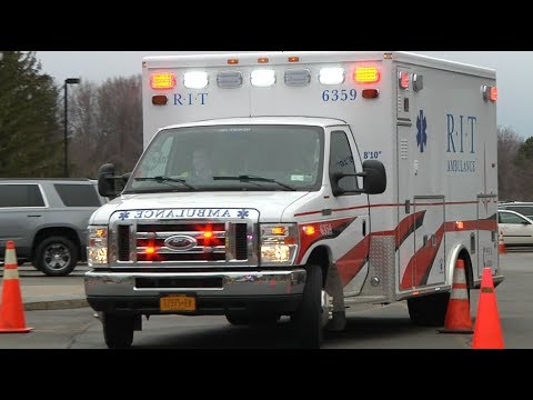 RIT Ambulance Celebrates 50 Years of Service