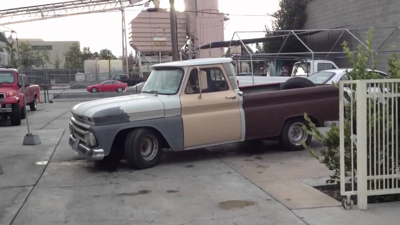 Truck 64 chevy truck for sale : 1964 Chevy c10 fleetside - YouTube