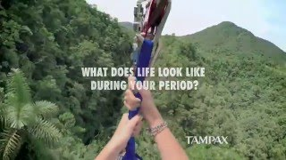 TAMPAX Compak Pearl's superior anti-leak protection allows you to d...