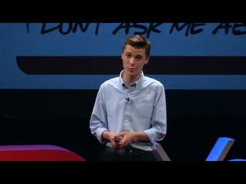 Does This Make My Asperger's Look Big? | Michael McCreary | #TEDxYorkUSpectrum