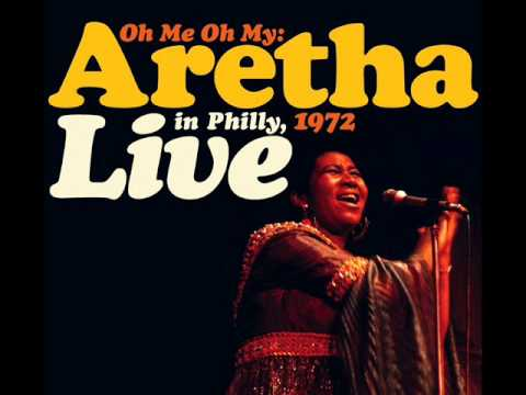 Medley: Bridge Over Troubled Water & We've Only Just Begun, Aretha Franklin (Live in Philly 1972)