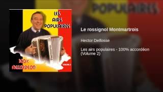 Le rossignol Montmartrois