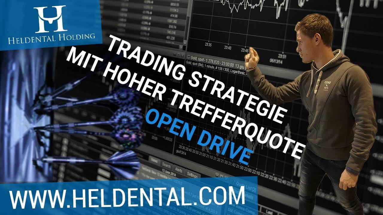 Trading Strategie Hohe Trefferquote