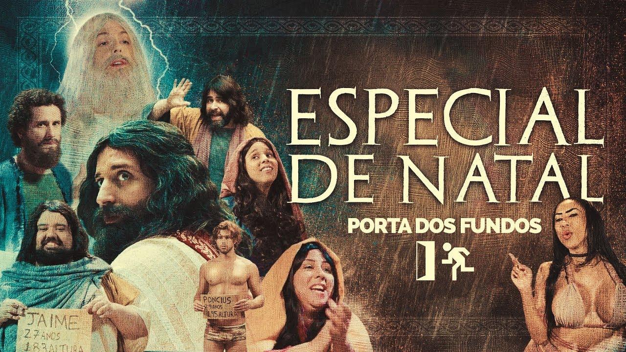 Especial de Natal Porta dos Fundos ile ilgili görsel sonucu