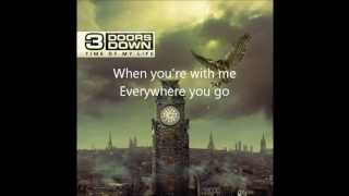 3 Doors Down Every Time You Go Acoustic With Lyrics