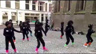 Danspietjes RKDOS - Sinterklaas wil dansen