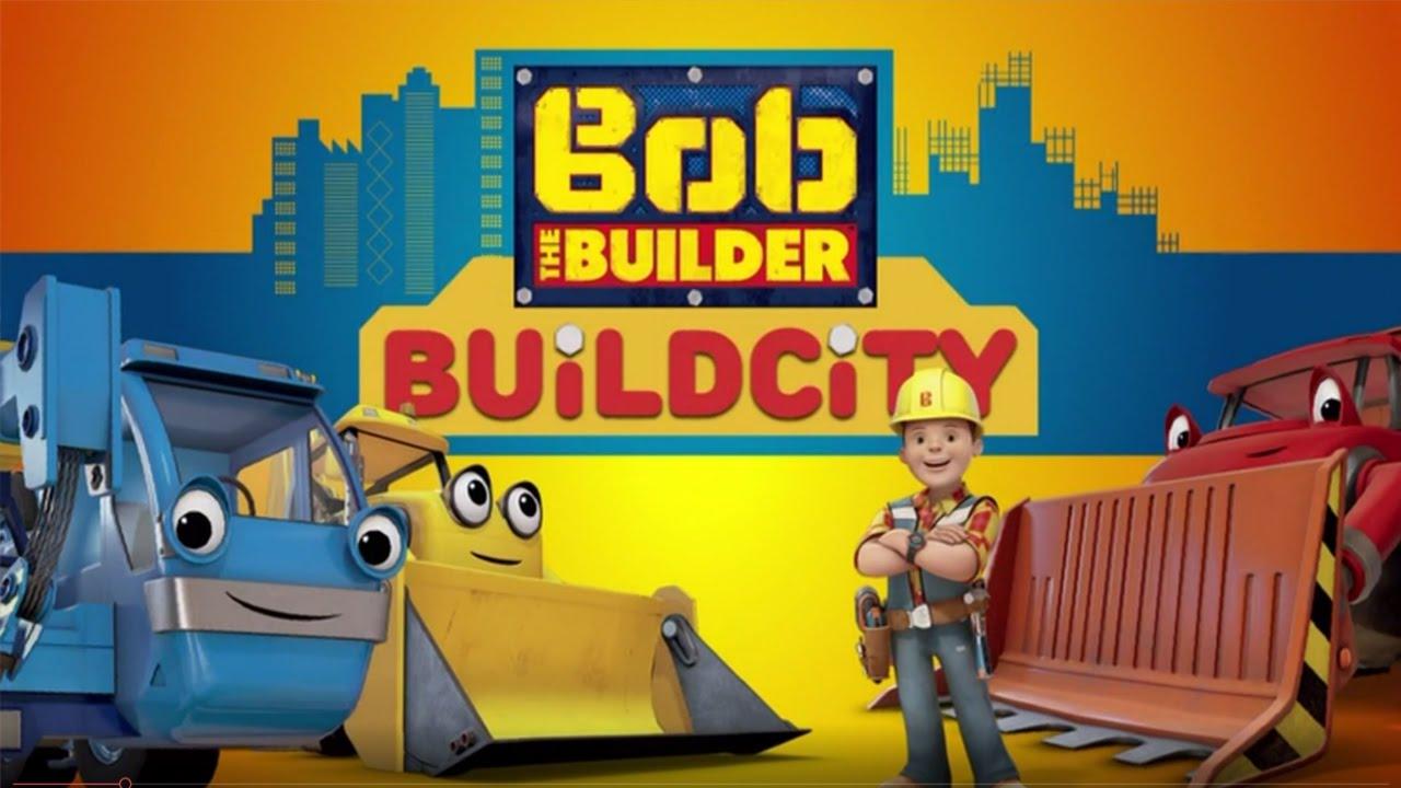 Bob The Builder Dvd Trailer Travis Dvd: Bob The Builder: Build City HD Gameplay Trailer (by Mattel