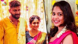 ശ്രിന്ദ വിവാഹിതയായി  |Actress  Srinda Gets Married to Director Siju S Bhava  | Latest News