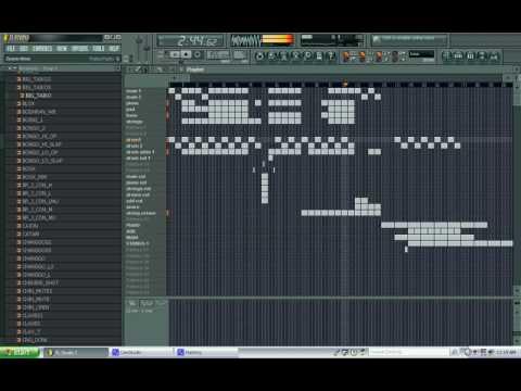 Chris Brown - Fallen Angel Remake In Fl Studio