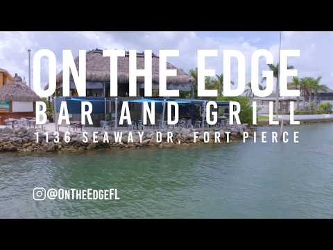 On the Edge Bar and Grill | Fort Pierce