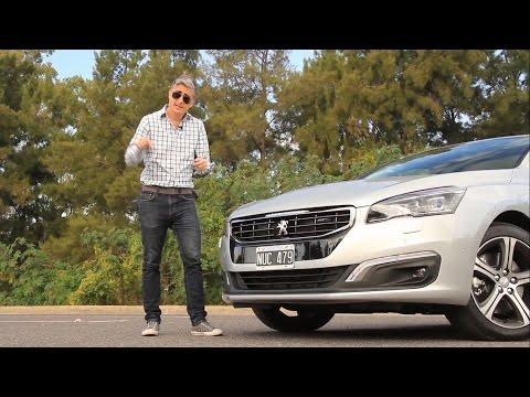 TN Autos Programa 54 | Test Drive Peugeot 508