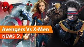 Avengers Vs X-Men Film Rumors & More