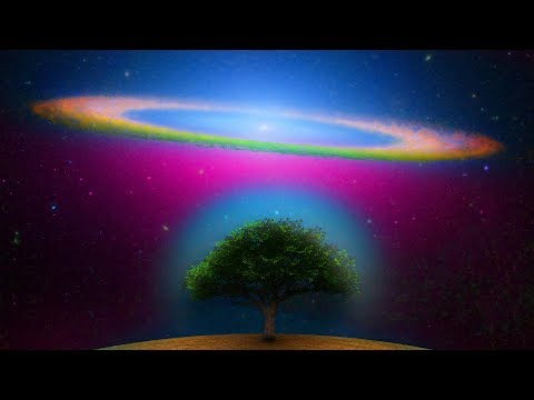 432Hz 》SECRET COSMIC GARDEN 》Raise Positive Energy Vibration