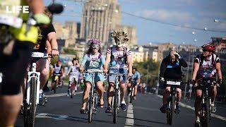 Московский весенний велофестиваль