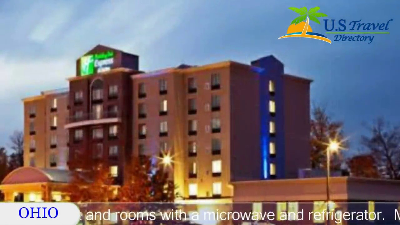 Holiday Inn Express Suites Columbus Polaris Parkway Westerville Hotels Ohio