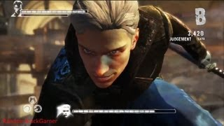 DmC - Devil May Cry - Dante vs. Vergil Final Battle