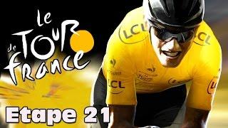 Tour de France 2015 Etape 21 : Sèvres - Paris Champs-Elysées