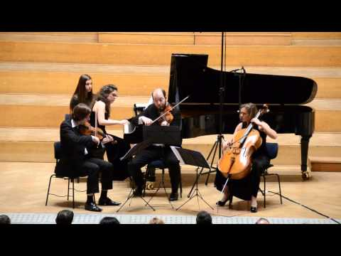 In Memory of Khojaly Victims (Quatuor Amenti CD Release Concert, Part 2)