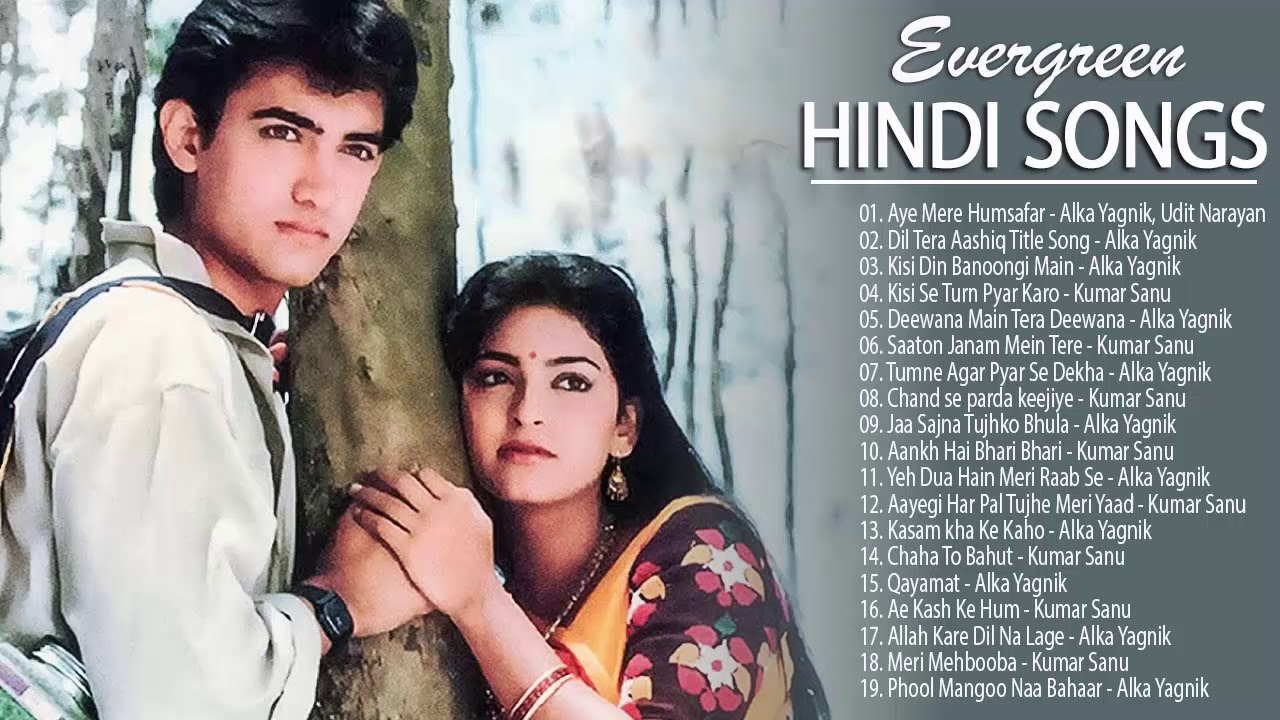 70's 80's 90's Unforgettable Golden Hits - Ever Romantic Songs | Alka Yagnik Udit Narayan Kumar Sanu