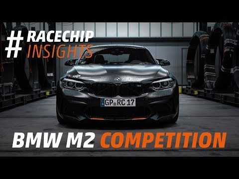 BMW M2 Competition! Does it sound any good? - RaceChip Insights