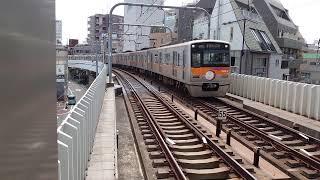 京成線3050形3054編成(オレンジ帯)(成田スカイアクセス線開業10周年HM)