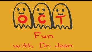 October Fun with Dr.  Jean
