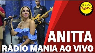 🔴 Radio Mania - Anitta - Is that For Me