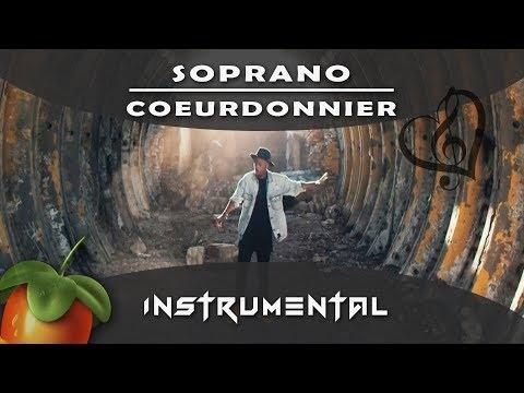 Soprano - Coeurdonnier [ INSTRUMENTAL ] Remake sur Fl studio