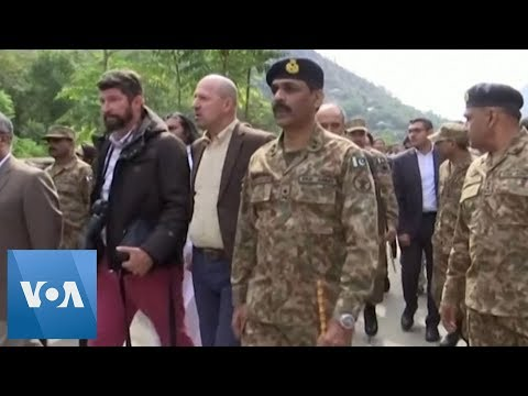 Pakistan Army Takes Journalists, Diplomats on Kashmir Tour Following Cross-Border Shelling