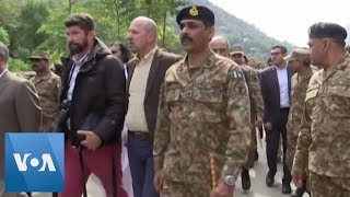 Pakistan Army Takes Journalists, Diplomats on Kashmir Tour Following Cross-Border Shelling