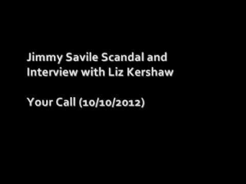 Jimmy Savile Scandal and Liz Kershaw Interview