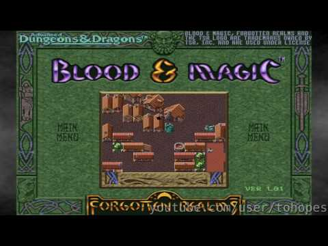 Blood & Magic - Sound Canvas music - 7070 - Konigheim