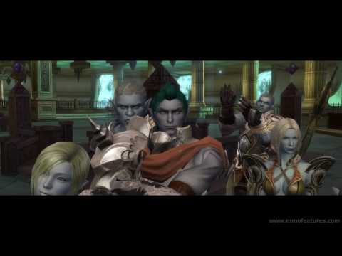Aion - Asmodian Daeva Quest Overview And Priest Game Play (Part 2) - MMORPG (HD 720p)