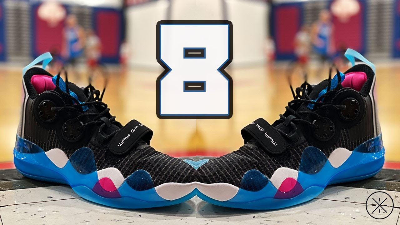 DWAYNE WADE GOT ONE OF THE BEST SHOES