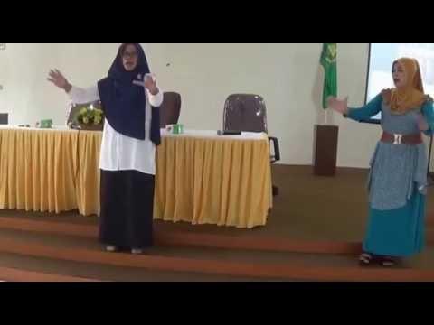 Tutorial Dirigen Lagu Hymne Dharma Wanita Persatuan
