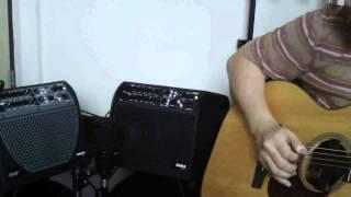 acoustic image amp compare coda/corus- acoustic