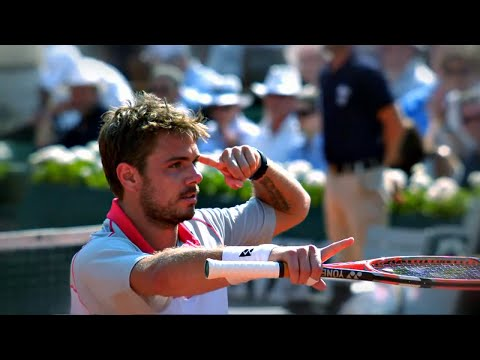 "Stan Wawrinka  - ""Man of Steel"" (HD)"