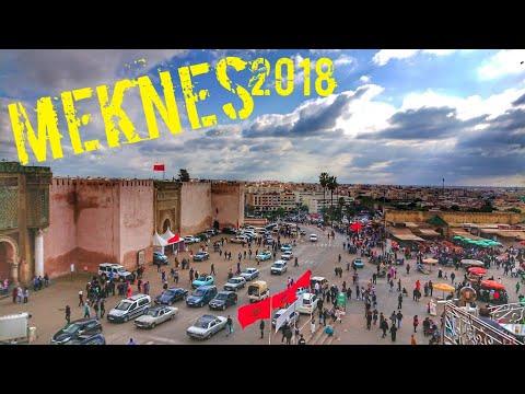 Visitez Meknes partie 2 (2018)