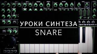 Школа синтеза от Roland: как нарулить рабочий барабан (Snare)
