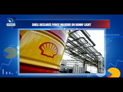 News@10: Shell Declares Forces Majeure On Bonny Light Crude 14/07/17 Pt.3