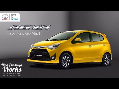 Toyota Agya Facelift, Harga, Fitur Baru dan Mesin Baru
