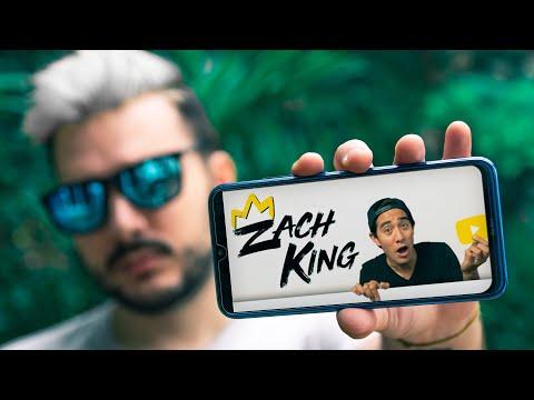 Cómo GRABAR Y EDITAR Como ZACH KING