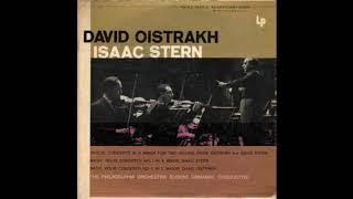 Vivaldi / Bach : Oistrakh / Stern / Ormandy