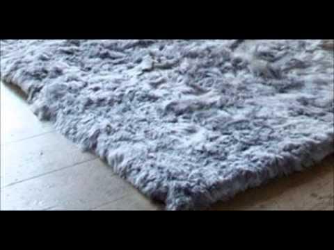 Beautifully Soft Area Rugs From Alpaca Plush