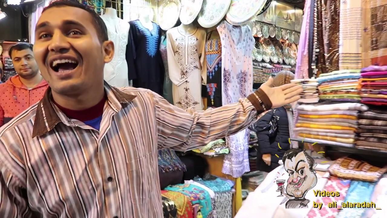79b5f7dcf جوله في الحسين القاهرة - سوق خان الخليلي - مصر - YouTube