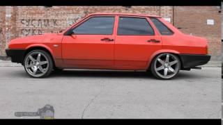 видео Тюнинг автомобилей ВАЗ 2112 — самых доступных хетчбэков