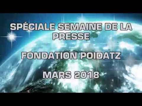 Fondation E  Poidatz    Spéciale semaine de la presse   pôle scolaire secondaire   Mars 2018