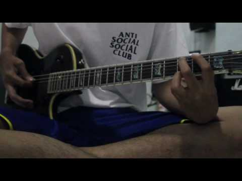 Rocket Rockers - Ingin Hilang Ingatan (guitar cover)